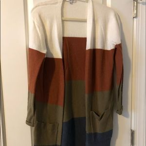 Madewell cardigan